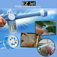 Semprotan Air EZ Jet Water Cannon Pressure Wireless spray Selang Pompa