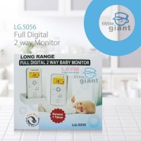 Little Giant Long Range Full Digital 2 Way Baby Monitor LG.5056