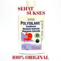 POLYSILANE CAIR - OBAT MAAG (180ml)