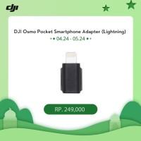 DJI Osmo Pocket Smartphone Adapter (Lightning)