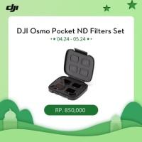 DJI Osmo Pocket ND Filters Set