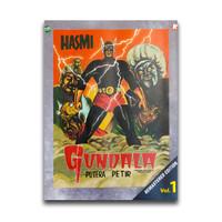 Komik GUNDALA - edisi remaster 01