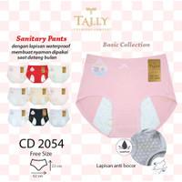 Sanitary Pant Tally 2054