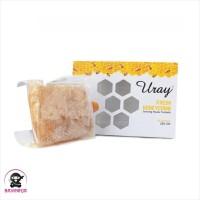 URAY Fresh Honeycomb Madu Uray Sarang 250 g