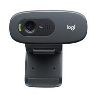 Logitech C270 HD Webcam 720p