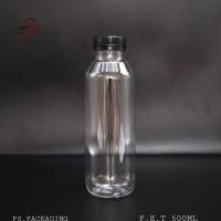 Botol plastik minum / botol kale 500 ml