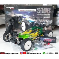 RC CAR / CASTER RACING OFF ROAD BUGGY 1/10 ELECTRIC 4WD BRUSHLESS RTR