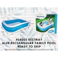 Bestway 54005 Kolam Renang Karet Anak Keluarga Besar 201 cm