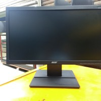 MONITOR ACER V206HQL 20 INCH WIDE LED RESOLUSI 13600X768