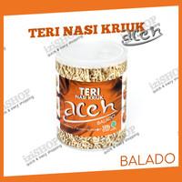 Teri Nasi Kriuk ACEH - Teri Medan Oven Crispy - Balado