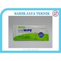 One Wipe Tissue Desinfektan OneMed Tissue One Med Dengan Alkohol 70%