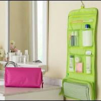 New Travel Toiletries Bag Tas Traveling