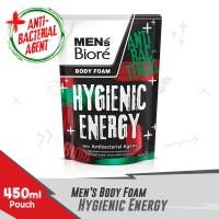 Men'S Biore Body Foam Hygienic Energy 450mL