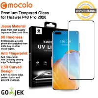 Mocolo Premium Full Tempered Glass Huawei P40 Pro - Screen Guard