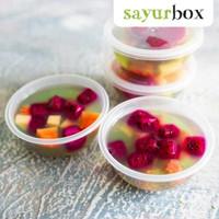 Ijo-Ijo Kitchen Pudding Buah 200 gram Sayurbox