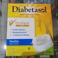 Diabetasol Vanila 1kg