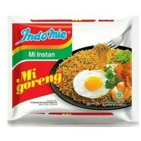 Indomie Goreng Mi Instan - Mi Goreng 80gr - 3 PCS