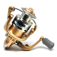 Gulungan Pancing FB4000 Metal Fishing Spinning Reel 10 Ball Bearing