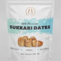 Kurma Sukari / Kurma Raja Premium 500 gr