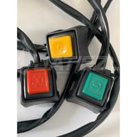 Tombol Stater Motor Universal - Switch Kill Engine Stop