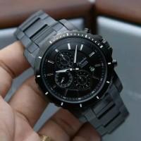jam tangan pria ac 6141 full balck