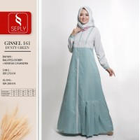 Gamis Seply Gissel 161 Dusty Green