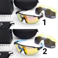 kacamata sporty gowes sepeda o*kl*y radar ev advancer (8 warna)