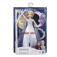 Disney Princess Frozen 2 Elsa Singing Doll Musical Adventure Hasbro