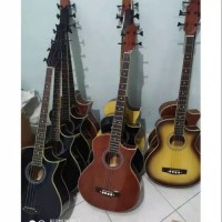 Gitar bass akustik elektrik Eq 7545 Khusus JTR dan Gojek