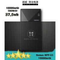 Remax RPP-55 Thoway 10000mAh Powerbank Slim Original Fast Charging