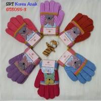 sarung tangan anak korea wool berkulitas