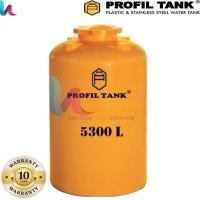 Tangki Air Profil Tank TDA 5300 L Toren Tandon Air Profiltank Original