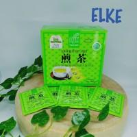 Teh hijau green tea Jepang osk Japanese green tea Sachet