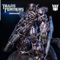 P1 prime1 Transformer Shockwave Statue (ULTRA HUGE)