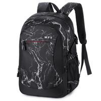 Freeknight Tas Ransel Pria Motif Backpack Sekolah Kuliah Kerja TR503
