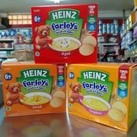 Heinz Farley's Biskuit Bayi Heinz Farley Biskuit Farleys Snack Bayi