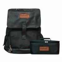 Cooler Bag Gabag Nusa Infinite Backpack - Tas Asi - Free 2 Ice Gel
