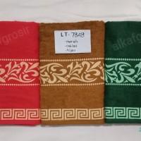 Handuk mandi 70x140 Lovely Terry Premium motif Halus
