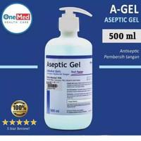 Aseptic Gel ONEMED Pump 500 ML