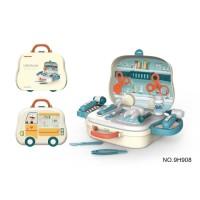 Mainan Anak Mainan Little Doctor Playtime & Activities 9H908