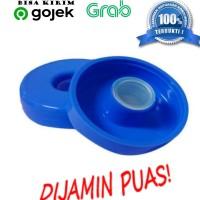 Tutup Galon Air dispenser Anti Tumpah 2pcs/Isi Ulang Galon Aqua Vit