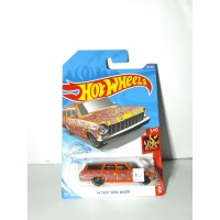 HOT WHEELS 64 CHEVY NOVA WAGON (2020)