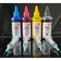 TINTA 680 HP DeskJet Ink Advantage 2135 TINTA PIGMENT REFILL 4 warna