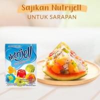 NUTRIJELL PLAIN. Nutrijell agar agar jelly konyaku. nutrijell regular