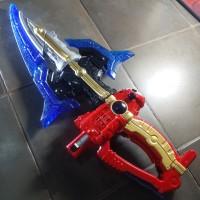 Power Ranger Kyuranger DX Wepon 6 Change Japan