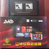 Dhd android 10 inch gps tv mobil wifi 10inch double din head unit