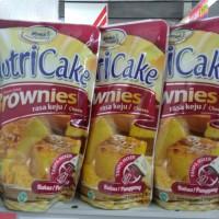 NUTRI CAKE BROWNIES 230GR