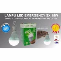 lampu emergency LED sentuh SX 15W
