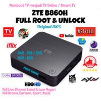 Android TV BOX ZTE B860 / ZTE B860H / ZTE ZXV10 B860H FULL ROOT UNLOCK - RAM 1GB