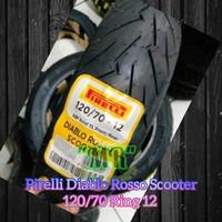 Ban Pirelli Diablo Rosso Scooter 120/70 Ring 12 For Vespa Sprint